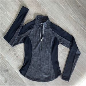 Lululemon Athletica Reversible Half Zip Size 6